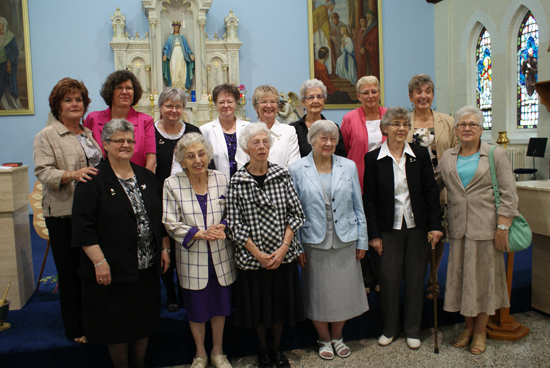 CWL - Past Presidents